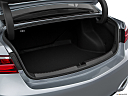 2018 Acura ILX, trunk open.