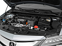 2018 Acura ILX, engine.