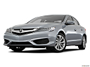 2018 Acura ILX, front angle view, low wide perspective.