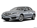 2018 Acura ILX, front angle medium view.