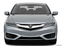 2018 Acura ILX, low/wide front.