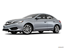 2018 Acura ILX, low/wide front 5/8.