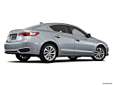 2018 Acura ILX, low/wide rear 5/8.