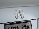 2018 Acura ILX, rear manufacture badge/emblem