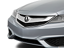 2018 Acura ILX, close up of grill.
