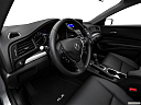 2018 Acura ILX, interior hero (driver's side).