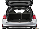 2018 Acura MDX, trunk open.