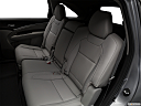 2018 Acura MDX, rear seats from drivers side.