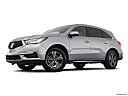 2018 Acura MDX, low/wide front 5/8.
