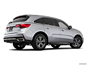 2018 Acura MDX, low/wide rear 5/8.