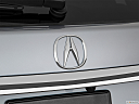 2018 Acura MDX, rear manufacture badge/emblem