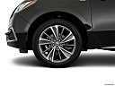 2018 Acura MDX Sport Hybrid SH-AWD, front drivers side wheel at profile.