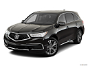 2018 Acura MDX Sport Hybrid SH-AWD, front angle view.