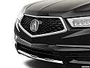2018 Acura MDX Sport Hybrid SH-AWD, close up of grill.