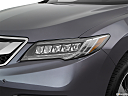 2018 Acura RDX AWD, drivers side headlight.
