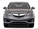 2018 Acura RDX AWD, low/wide front.