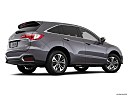 2018 Acura RDX AWD, low/wide rear 5/8.