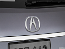 2018 Acura RDX AWD, rear manufacture badge/emblem