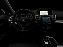 "2018 Acura RDX AWD, centered wide dash shot - ""night"" shot."
