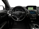 2018 Acura RDX AWD, steering wheel/center console.