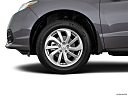 2018 Acura RDX AWD, front drivers side wheel at profile.