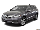 2018 Acura RDX AWD, front angle view.