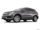 2018 Acura RDX AWD, low/wide front 5/8.