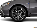 2018 Acura RLX Sport Hybrid SH-AWD, front drivers side wheel at profile.
