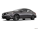 2018 Acura RLX Sport Hybrid SH-AWD, low/wide front 5/8.
