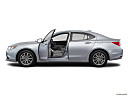 2018 Acura TLX 2.4 8-DCT P-AWS, driver's side profile with drivers side door open.