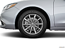 2018 Acura TLX 2.4 8-DCT P-AWS, front drivers side wheel at profile.