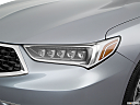 2018 Acura TLX 2.4 8-DCT P-AWS, drivers side headlight.