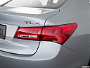 2018 Acura TLX 2.4 8-DCT P-AWS, passenger side taillight.
