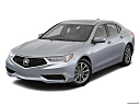 2018 Acura TLX 2.4 8-DCT P-AWS, front angle view.