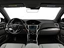 2018 Acura TLX 2.4 8-DCT P-AWS, centered wide dash shot