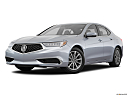 2018 Acura TLX 2.4 8-DCT P-AWS, front angle medium view.
