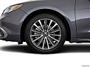 2018 Acura TLX 3.5L, front drivers side wheel at profile.