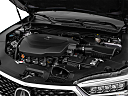2018 Acura TLX 3.5L, engine.