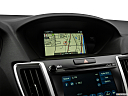 2018 Acura TLX 3.5L, driver position view of navigation system.