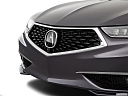 2018 Acura TLX 3.5L, close up of grill.