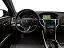 2018 Acura TLX 3.5L, steering wheel/center console.