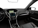 2018 Acura TLX 3.5L, center console/passenger side.