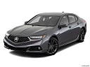 2018 Acura TLX 3.5L A-Spec, front angle view.