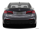 2018 Acura TLX 3.5L A-Spec, low/wide rear.