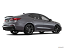 2018 Acura TLX 3.5L A-Spec, low/wide rear 5/8.