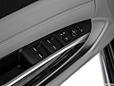 2018 Acura TLX 3.5L w/ Technology Package, driver's side inside window controls.