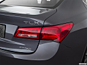 2018 Acura TLX 3.5L w/ Technology Package, passenger side taillight.