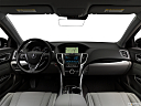 2018 Acura TLX 3.5L w/ Technology Package, centered wide dash shot