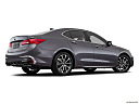 2018 Acura TLX 3.5L w/ Technology Package, low/wide rear 5/8.