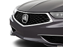 2018 Acura TLX 3.5L w/ Technology Package, close up of grill.